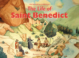 LIFE OF SAINT BENEDICT - 9781586179854 - Catholic Book & Gift Store