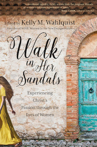 WALK IN HER SANDALS - 9781594716911 - Catholic Book & Gift Store