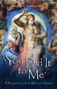 YOU DID IT TO ME - 9781596143043 - Catholic Book & Gift Store