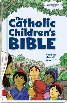 CATHOLIC CHILDREN'S BIBLE - 9781599821788 - Catholic Book & Gift Store