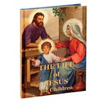 LIFE OF JESUS FOR CHILDREN - 9781936837625 - Catholic Book & Gift Store