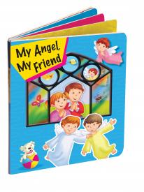 MY ANGEL, MY FRIEND - 9781941243350 - Catholic Book & Gift Store