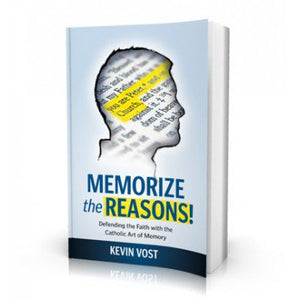 MEMORIZE THE REASONS! - CB369 - Catholic Book & Gift Store