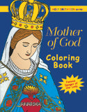 MOTHER OF GOD - CB_MG-P - Catholic Book & Gift Store