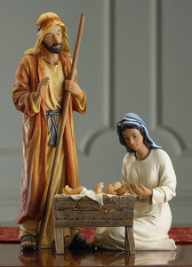 HOLY FAMILY/DELUXE SIZE - GFM013 - Catholic Book & Gift Store