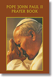 POPE JOHN PAUL 2 PRAYERBOOK - KS001 - Catholic Book & Gift Store