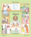 MY FIRST PICTURES OF JESUS - MFPJ-H - Catholic Book & Gift Store