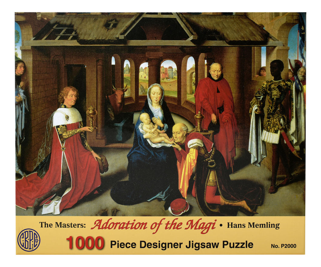 Adoration of the Magi Puzzle