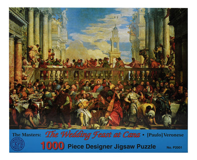 The Wedding Feast at Cana Puzzle