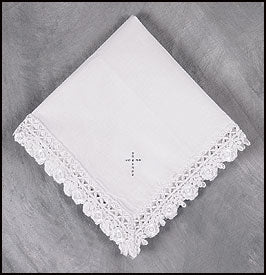 1ST COMM/KEEPSAKE HANKIE - RS958 - Catholic Book & Gift Store