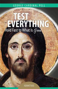 TEST EVERYTHING - TEV-P - Catholic Book & Gift Store