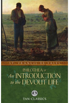 INTRODUCTION TO THE DEVOUT LIFE - TC1253 - Catholic Book & Gift Store