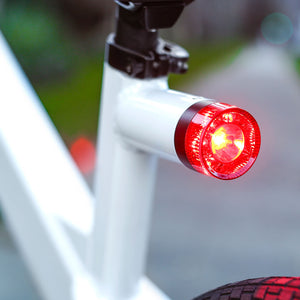 Flash automatic brake light