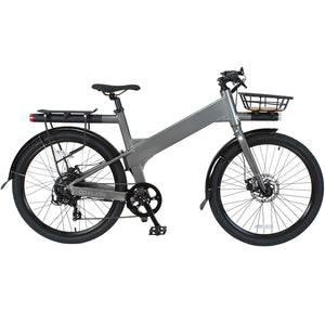 Flash v1 Commuter Deluxe in Silver color