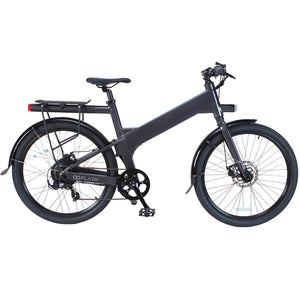 Flash v1 Commuter in charcoal color