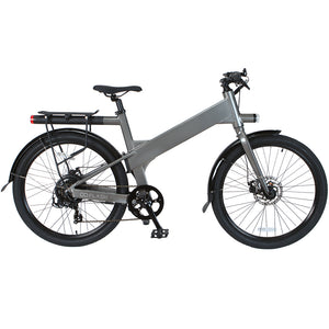 Flash v1 Commuter in silver color