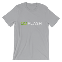 Flash T-shirt in Silver