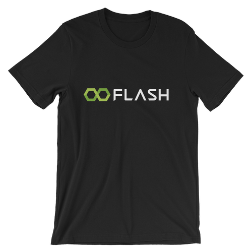 Flash T-shirt in Black