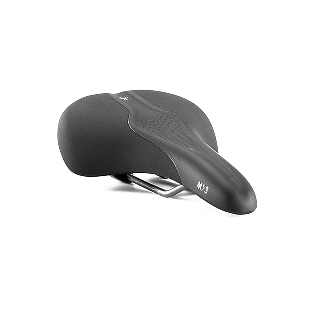 Selle Royal Scientia Large Comfort Gel Saddle with Curva Suspension