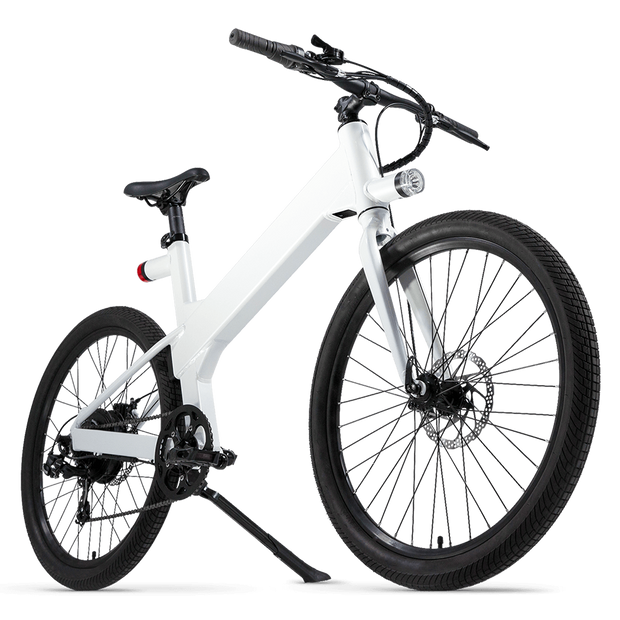 Flash v1 Bike in White
