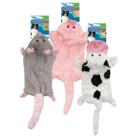 Grriggles Farm Friend Unstuffies Dog Toys, Dog Stuff Animals