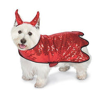 Zack & Zoey Sequin Devil Dog Costume