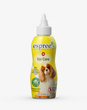 Espree Ear Care with Tea Tree, Peppermint and Eucalyptus oils for Dogs - 4 oz.