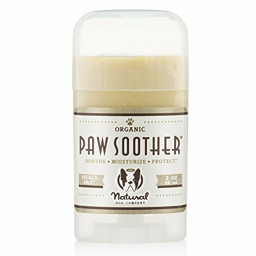 Natural Dog Company Organic Paw Soother 2 oz.