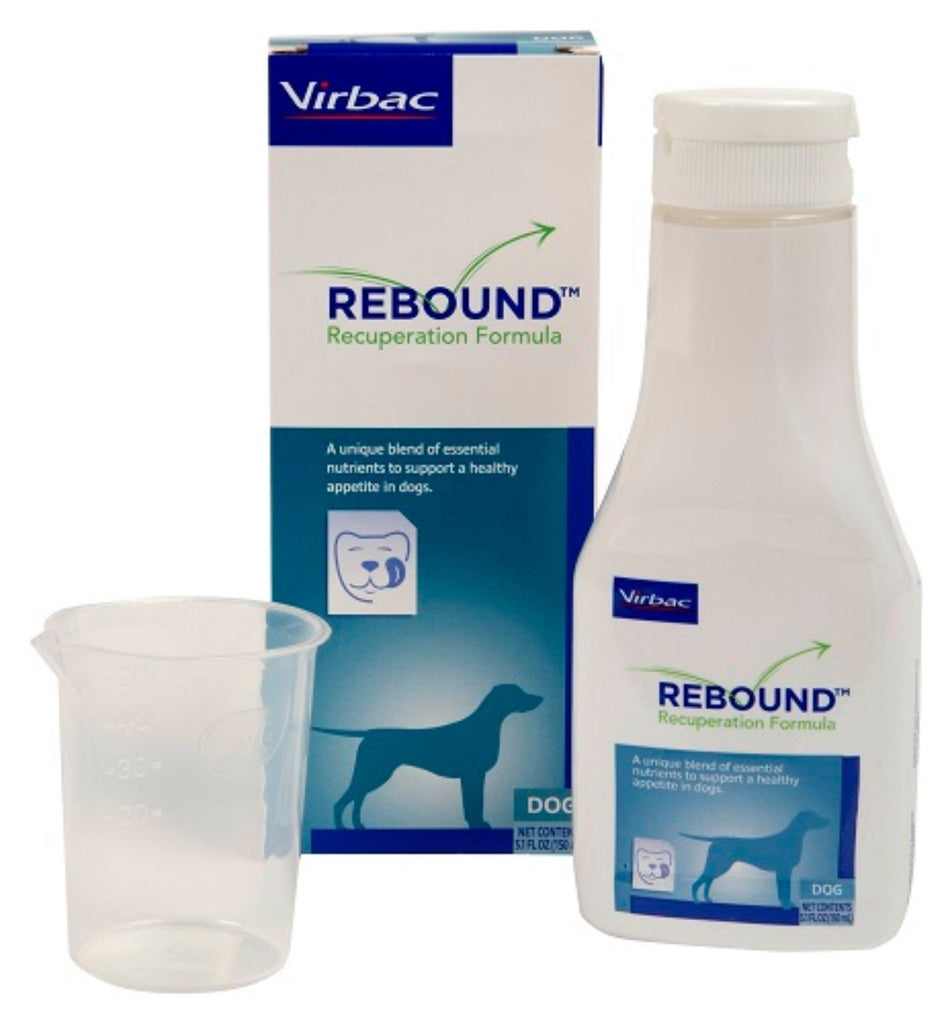 Rebound Recuperation Formula For Dogs - supports a healthy appetite in Dogs 5.1oz