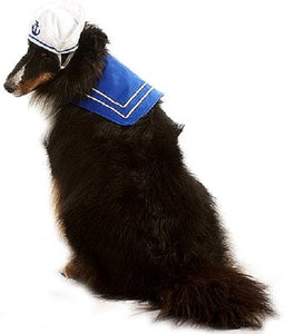 HALLOWEEN Costume Sailor for Dogs