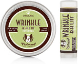 Natural Dog Company - Wrinkle Balm - Protects Dog's Skin Folds, Treats Dermatitis, Redness, Chafing, Inflammation - Organic, All-Natural Ingredients, Perfect for Bulldogs - Tin