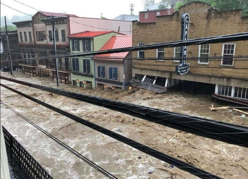 2018 Ellicott City Flood