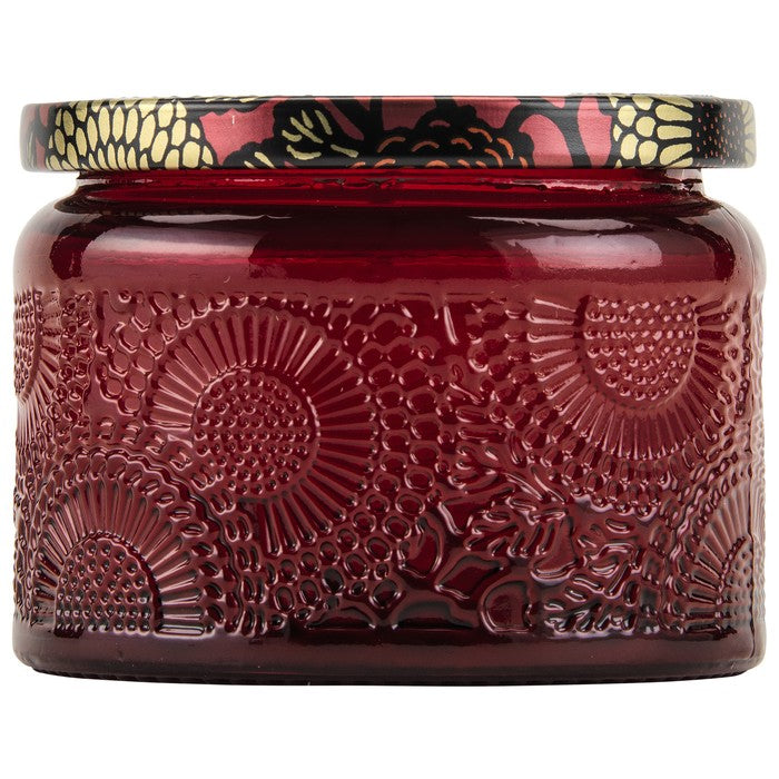 Goji Tarocco Orange Small Glass Jar