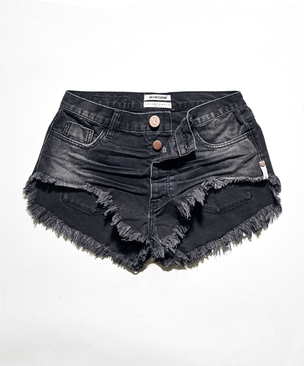 Denim Shorts - One Teaspoon