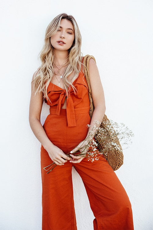 Summer's Eve Jumpsuit