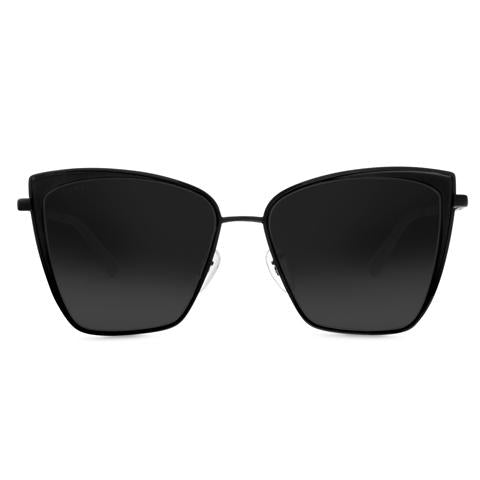 BECKY BLACK SUNGLASSES