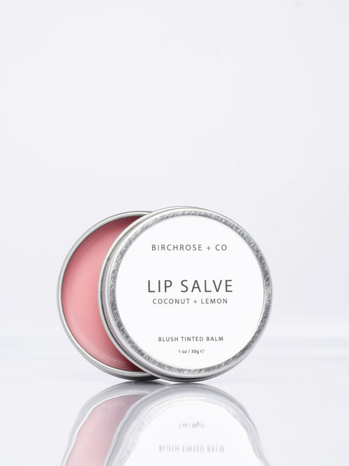 Lip Salve - Coconut + Lemon - Simple & Feminine