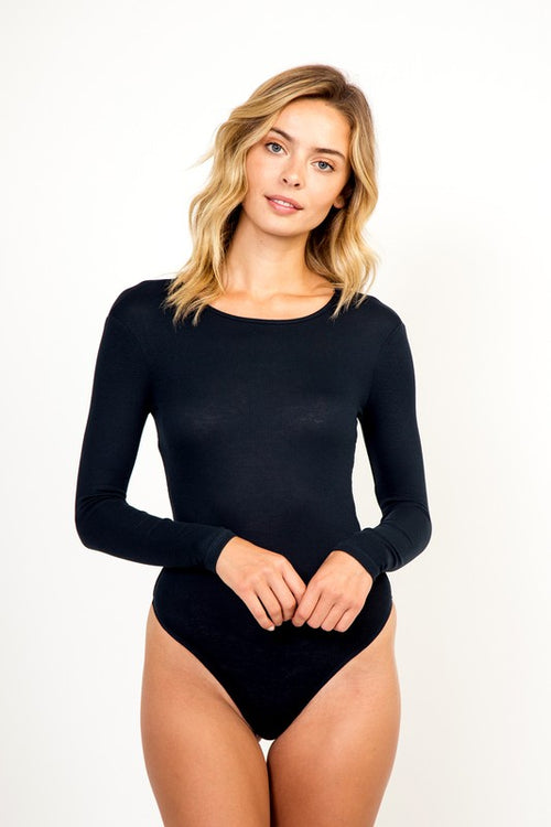 The Silhouette Bodysuit