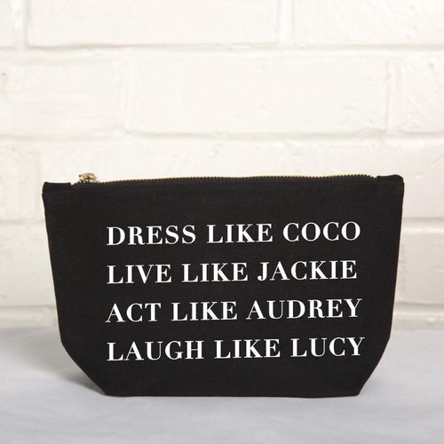 Dress like Coco Pouch