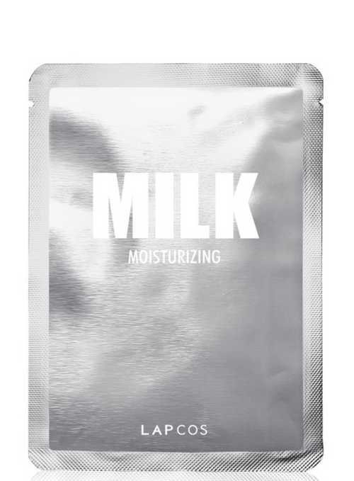 MILK moisturizing sheet mask