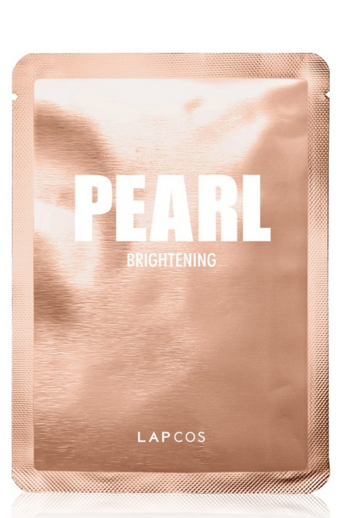 PEARL brightening sheet mask