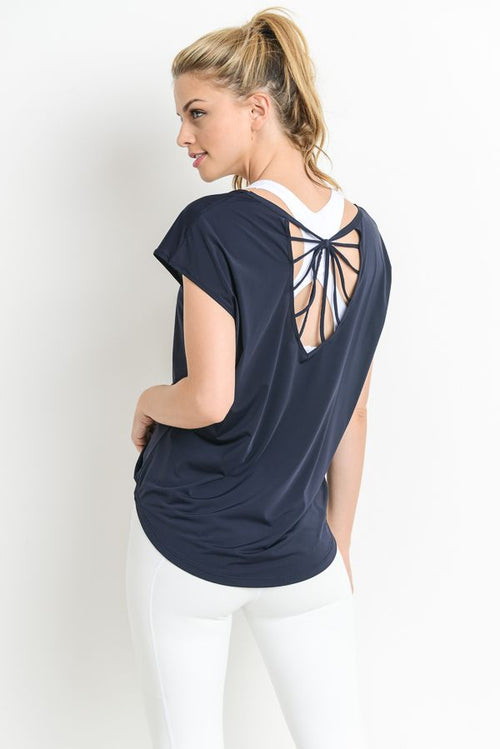 Free Me Strappy Back Top