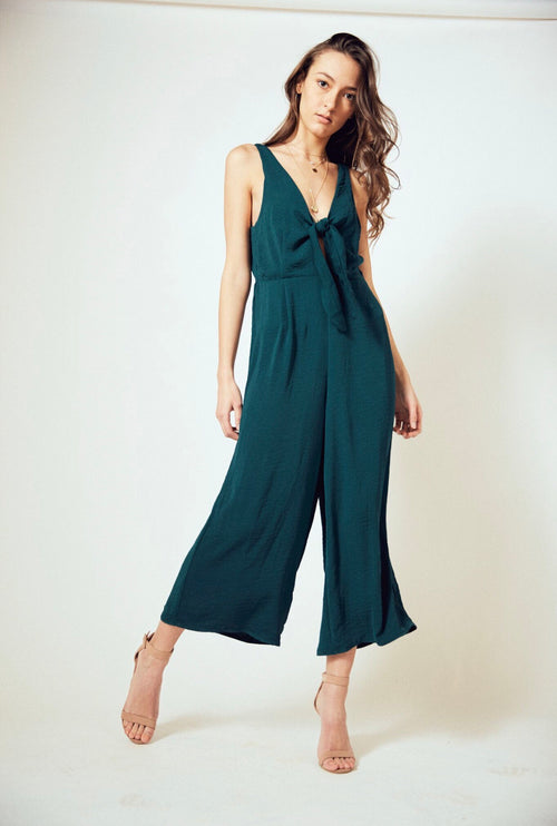 FOR THE NIGHT JUMPSUIT