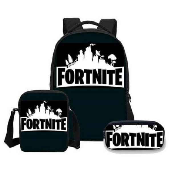 9a4f567460150 TRENDING FORTNITE SCHOOL BAGS (Backpack+Lunch box+Pencil Case ...