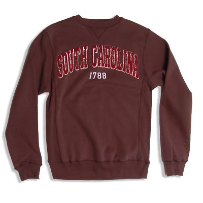 South Carolina Sweatshirt with 1788 - ADI00803