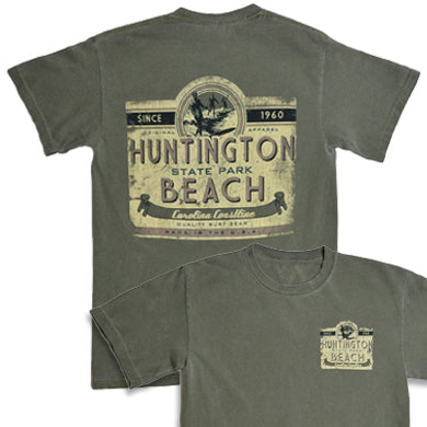 Huntington Beach Surf T-Shirt - ADI00836