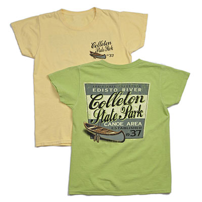 Women's Colleton State Park T-Shirt - ADI00962