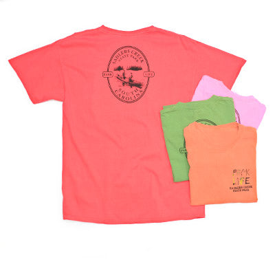 Sadlers Creek Park Life T-Shirt - ADI01138