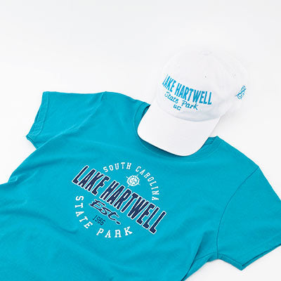 Lake Hartwell Hat / Shirt Combo - ADI01198