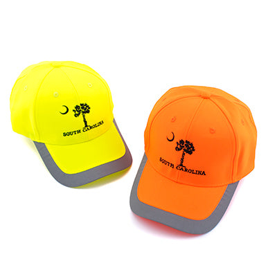 South Carolina Palmetto and Moon Safety Cap - ADI01208